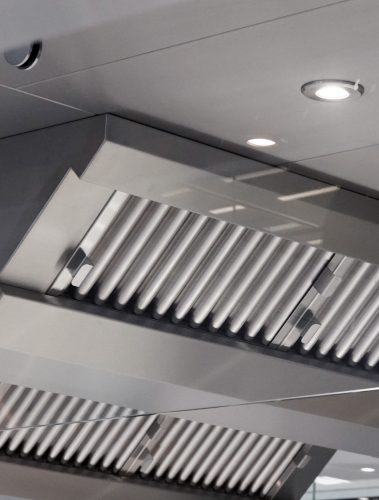 Plenum ceiling